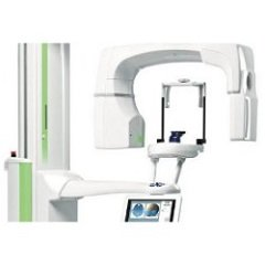 The Imaging Machine Is Located Outside Of The Patient's Mouth